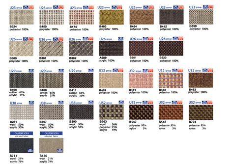 New From Millimetermilligram by Castor Sofa Fabrics Rist 201603 Millimeter Milligram