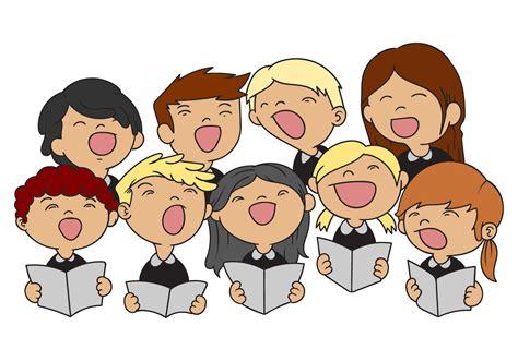 choir clipart choir illustration vector free vector