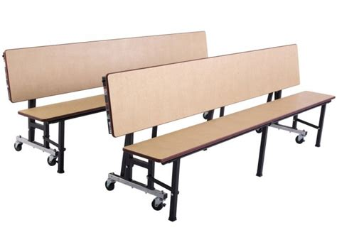 convertible table bench deluxe convertible bench cafeteria table dyna rock edge