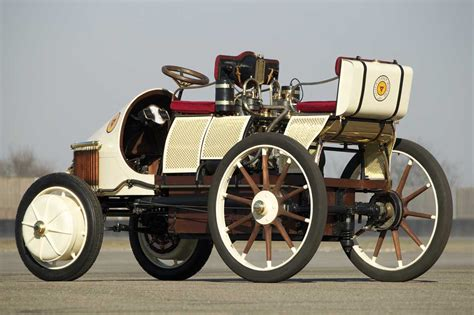 first car ever made in the world the first car