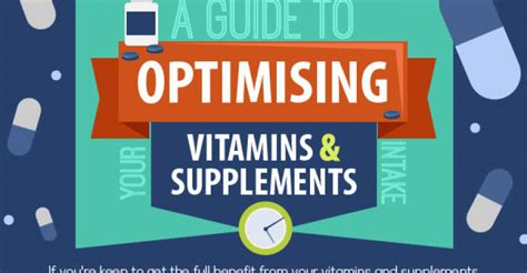 best vitamins to take the best times to take vitamins and supplements new