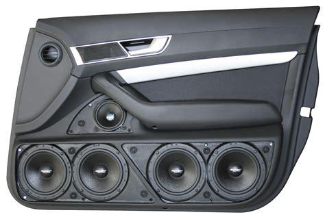 Audi Soundsystem by Audi A6 4f Doorboards Mit 3 Wege Soundsystem Jehnert