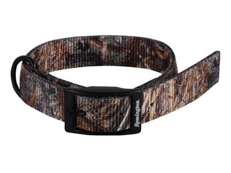 collar for blind dogs remington ply collar 1 x 26 mossy oak mpn 729058