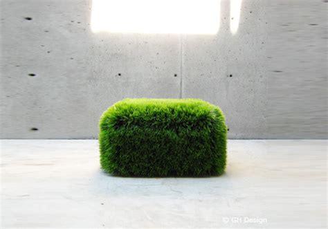 grass ottoman grass ottoman is a living growing chia chair grass ottoman