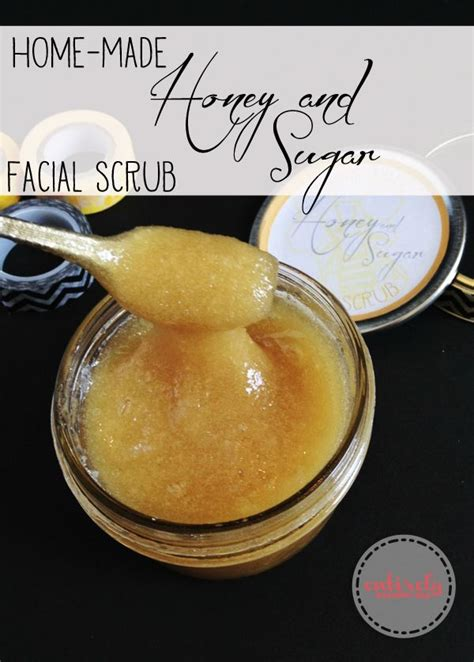 honey and sugar facial scrub the perfect gift amazing