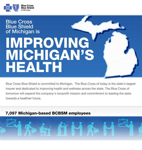 Blue Cross Blue Shield Detox Codes by Infographic What Would Transitioning Bcbsm To A Nonprofit