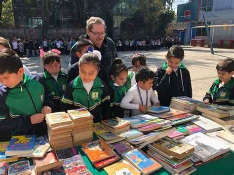 temblor biblioteca breve la jornada para leer en libertad entreg 243 bibliotecas a escuelas da 241 adas por sismo de septiembre