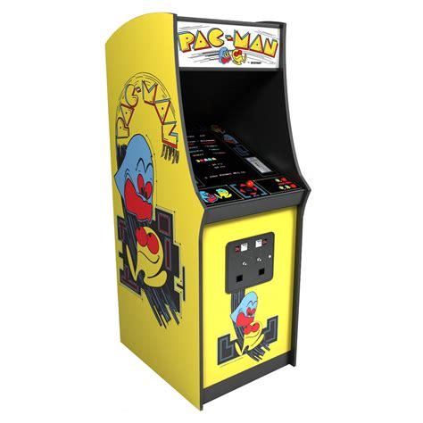 pac man atari oyunu makinesi planet games