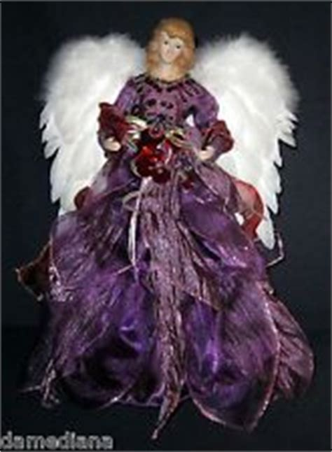 purple angel tree topper 17 best images about tree toppers on wings and