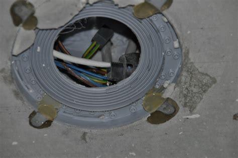 Spots In Betondecke kurze len einbaugeh 228 use empfehlung in betondecke