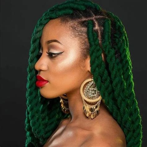 latest twisting braids nigeria brazilian wool hairstyles in nigeria naija ng