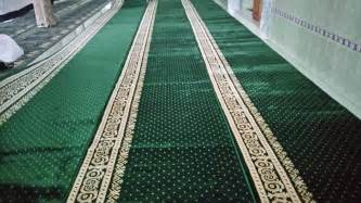 Karpet Masjid Meteran Di Surabaya karpet masjid al husna pusat kebutuhan masjid