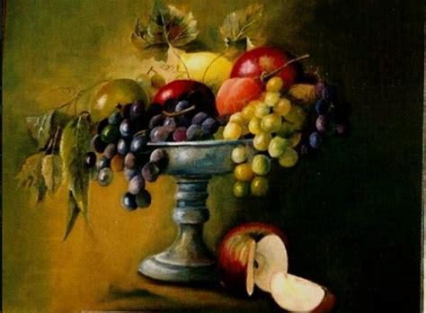 imagenes figurativas realistas de frutas obra de arte gt gt joelle beuscart gt gt macedonia de frutas