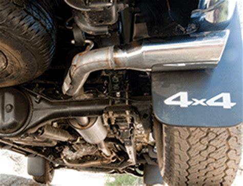Toyota Of Dallas Parts Trd Tacoma 2005 12 Cat Back Exhaust D Cab Lb Pt910 89060