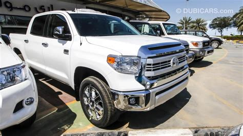 Toyota Tundra Edition Toyota Tundra 1794 Edition For Sale Aed 225 000