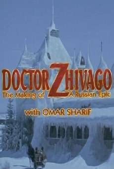 epic le film en francais doctor zhivago the making of a russian epic 1995 film