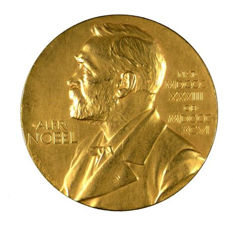 Nobel Peace Prize Also Search For Nobel Prize Medal Inscribed To F G Banting Title