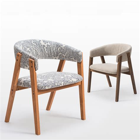 wooden dining chair with armrest aliexpress buy fashion 100 wooden dining chair with