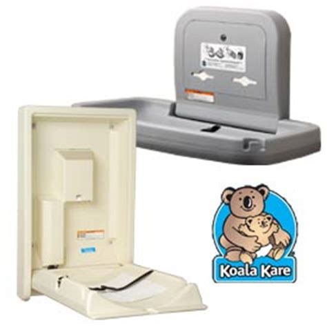 Restroom Changing Tables Bathroom Supplies Baby Changing Tables Koala Kare 174 Baby Changing Tables Www
