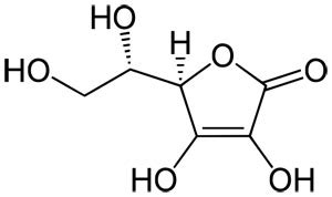 vitamin  molecule antioxidant properties