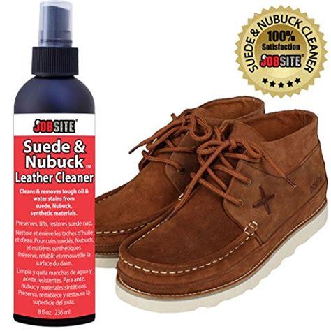 Leather Stain Remover Premium jobsite premium suede and nubuck leather cleaner liquid