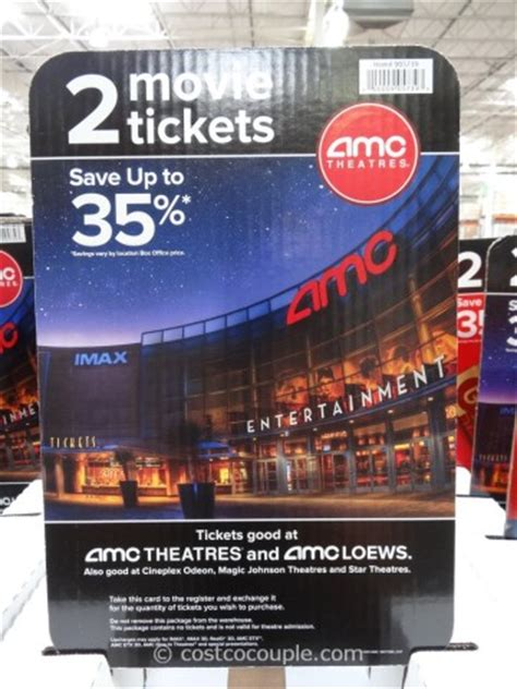 Theatre Tickets Gift Card - amc theatre discount movie tickets