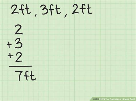 2 meter feet 4 easy ways to calculate linear feet wikihow