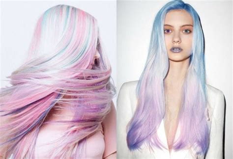 20 Pretty Pastel Hair Colors to Try   HairColorTrends