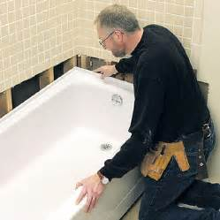 replace a bathtub replacing a bathtub how to repair or replace a bath tub