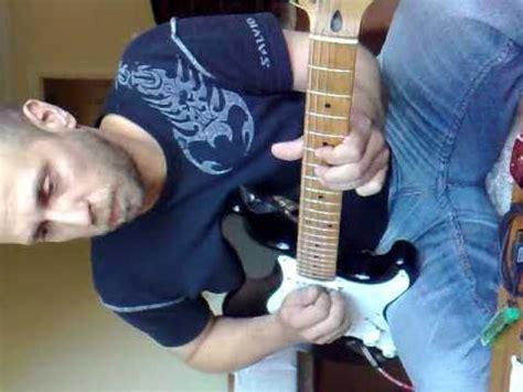 arabic guitar scale backing track backingtrackhq arabic scale