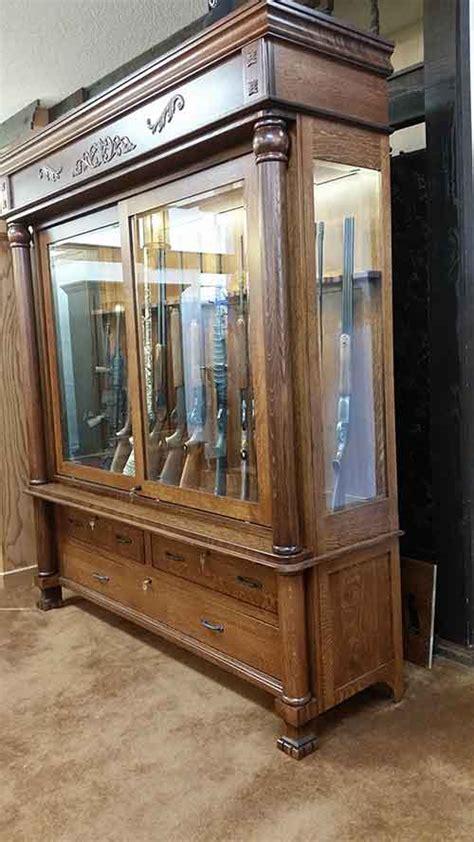 glass gun cabinets for sale antique gun cabinet for sale antique furniture