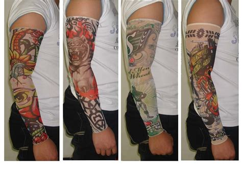fake tattoo sleeve best tattoos
