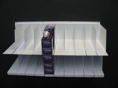 Hair Color Storage Rack by Hair Color Storage And Salons On