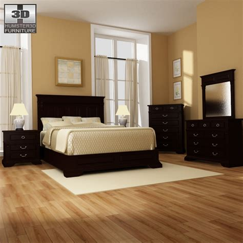 3d bedroom sets bedroom furniture 14 set 3d model hum3d