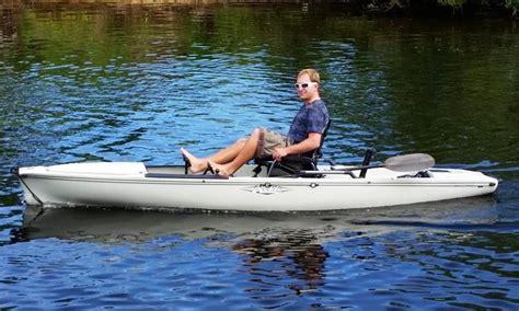 kayak boats foot pedal best foot pedal kayaks for sale kayak reviews youtube