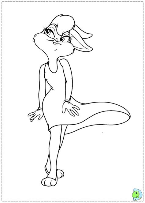 coloring pages of bugs bunny and lola lola bunny coloring pages az coloring pages