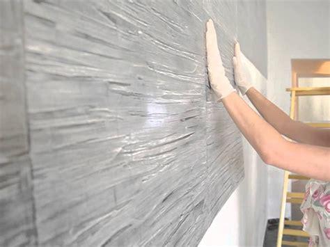 rivestimenti interni finta pietra ojeh net pareti soggiorno colorate