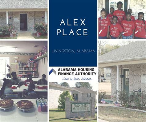 alabama housing finance authority development spotlight alex place livingston alabama housing finance authority