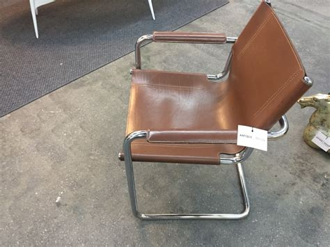 chrome leather italian 1970 s leather and chrome chair antiques