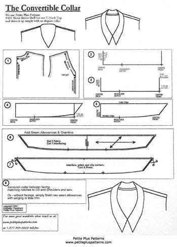 pattern drafting of collars 17 best images about collars on pinterest sewing