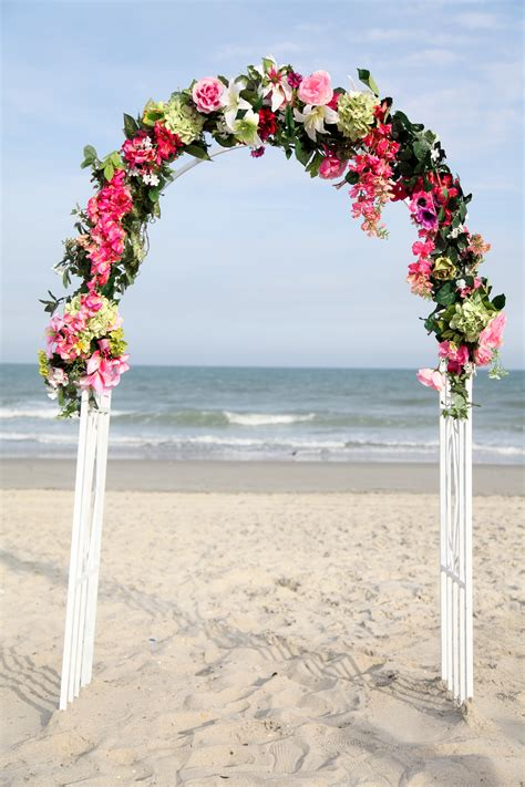 Wedding Arch Flowers by Wedding Arch Arbor S Myrtle Wedding