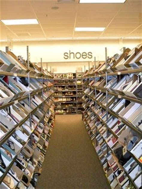 Department Store Shoe Racks by Used Shoes At Nordstrom S Rack Outlet Stores