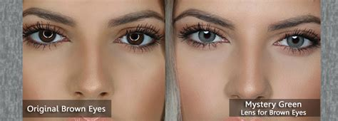 best colored contacts brand contact lenses mystery lenses