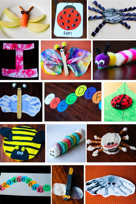 insect crafts for co op ideas on insects insect crafts and unit