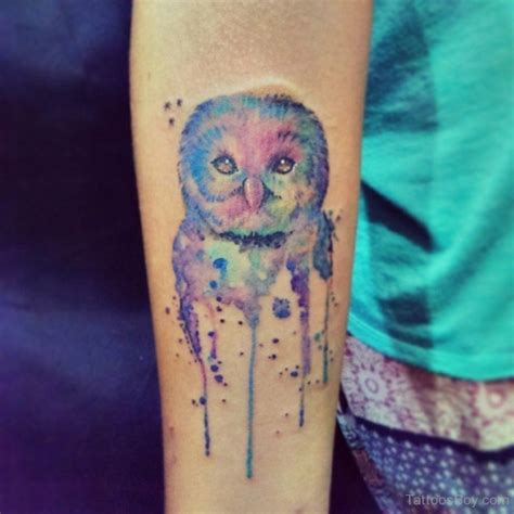 watercolor tattoo owl bird tattoos designs pictures page 34