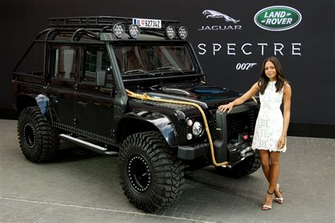 land rover spectre land rover defender spectre youtube