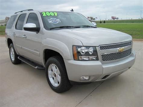Chevy Tahoe 2007 by 2007 Chevy Tahoe Z71 Used Cars Mitula Cars