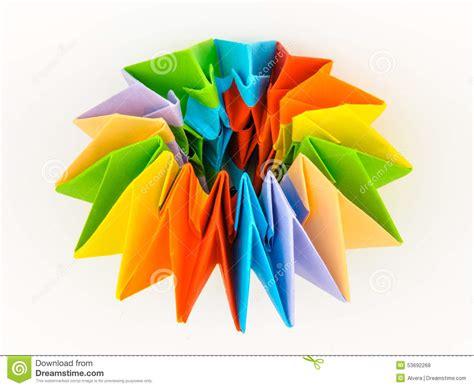 Origami Model - origami model paper