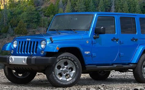 cheapest jeep wrangler model jeep makes four of the cheapest to insure vehicles on the