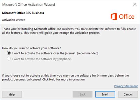 How To Activate Office 365 by Image Gallery Office 365 Activation